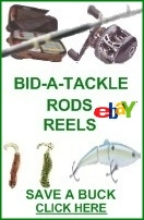 Tackle - bid on your favorite tackle today